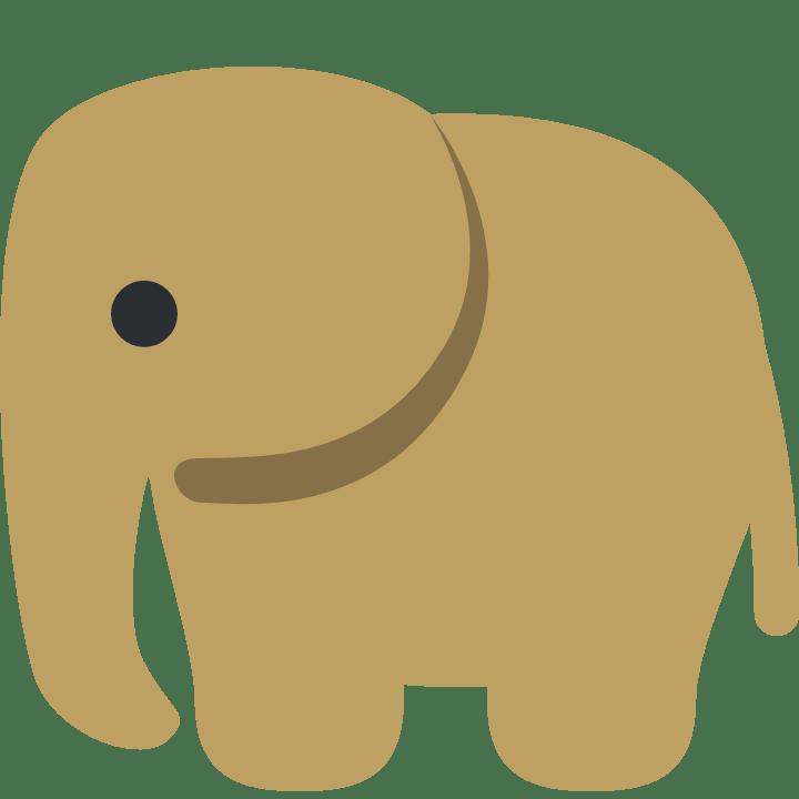 :brown_elephant: